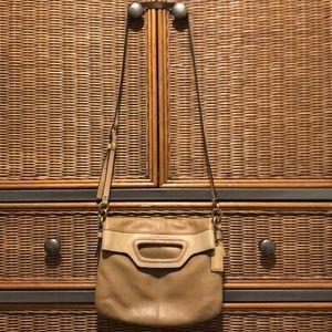 Vintage coach Cross body handbag